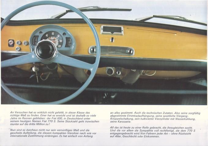 auto magazin magazinauto.com fiat 600 60 godina years
