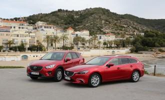 Vozili smo: Mazda 6 i CX-5 nakon detaljne obnove
