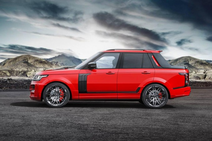 Auto magazin range rover pick up 02