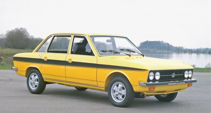 Da li znate za ovaj auto: Volkswagen K70 slavi 50. rođendan