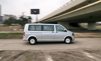 Vozili smo: Volkswagen Transporter T5 GP Kombi LR 2,0 TDI