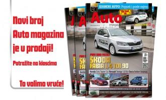 Šta  vas čeka u novom Auto magazinu?