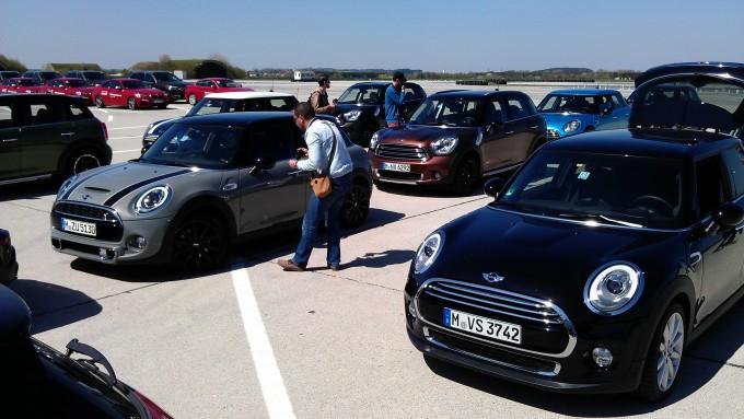 auto magazin www.magazinauto.com mini driving experience munich 2