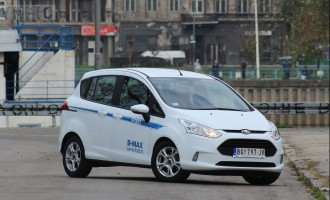 Ovako to radi Ford: gasi B-Max zarad Crossovera