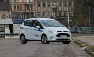 Ford B-Max 1,0 EcoBoost 100 Trend
