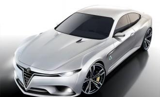 Alfa Romeo Giulia bi mogla da ima 1.8 turbo-benzinac sa 300 KS