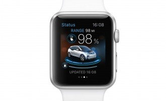 BMW i Porsche razvili aplikacije za Apple Watch
