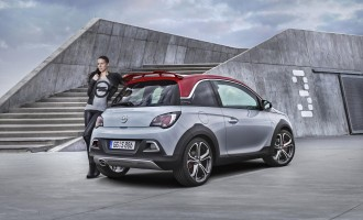 Mali crossover sa 150 KS: Opel Adam Rocks S