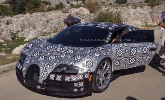 Bugatti Chiron će do 100 km/h stizati za 2 sekunde!