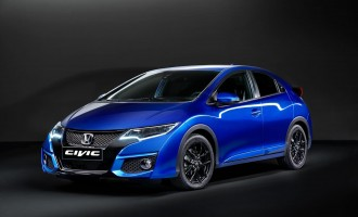 Evropska Honda Civic za ceo svet
