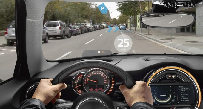 Pogled na saobraćaj kroz MINI naočare