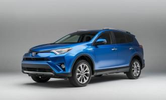 Redizajnirana Toyota Rav4 dobila hibridni pogon