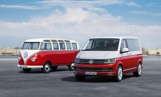 Šesta generacija VW Transportera