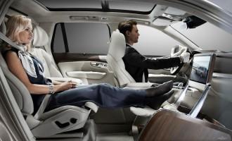 Volvo XC90 Lounge Console concept