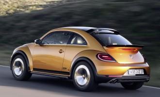 Volkswagen Beetle Dune concept postaje stvarnost
