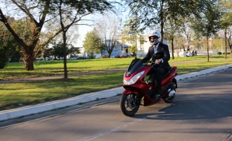 Test: Honda PCX 125