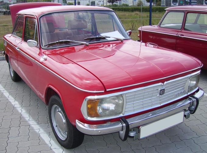 Auto magazin SFRJ BosnaNSU_Prinz_1200_C 012