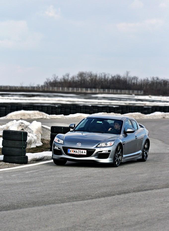 auto magazin magazinauto.com mazda rx-8 poslednja vožnja