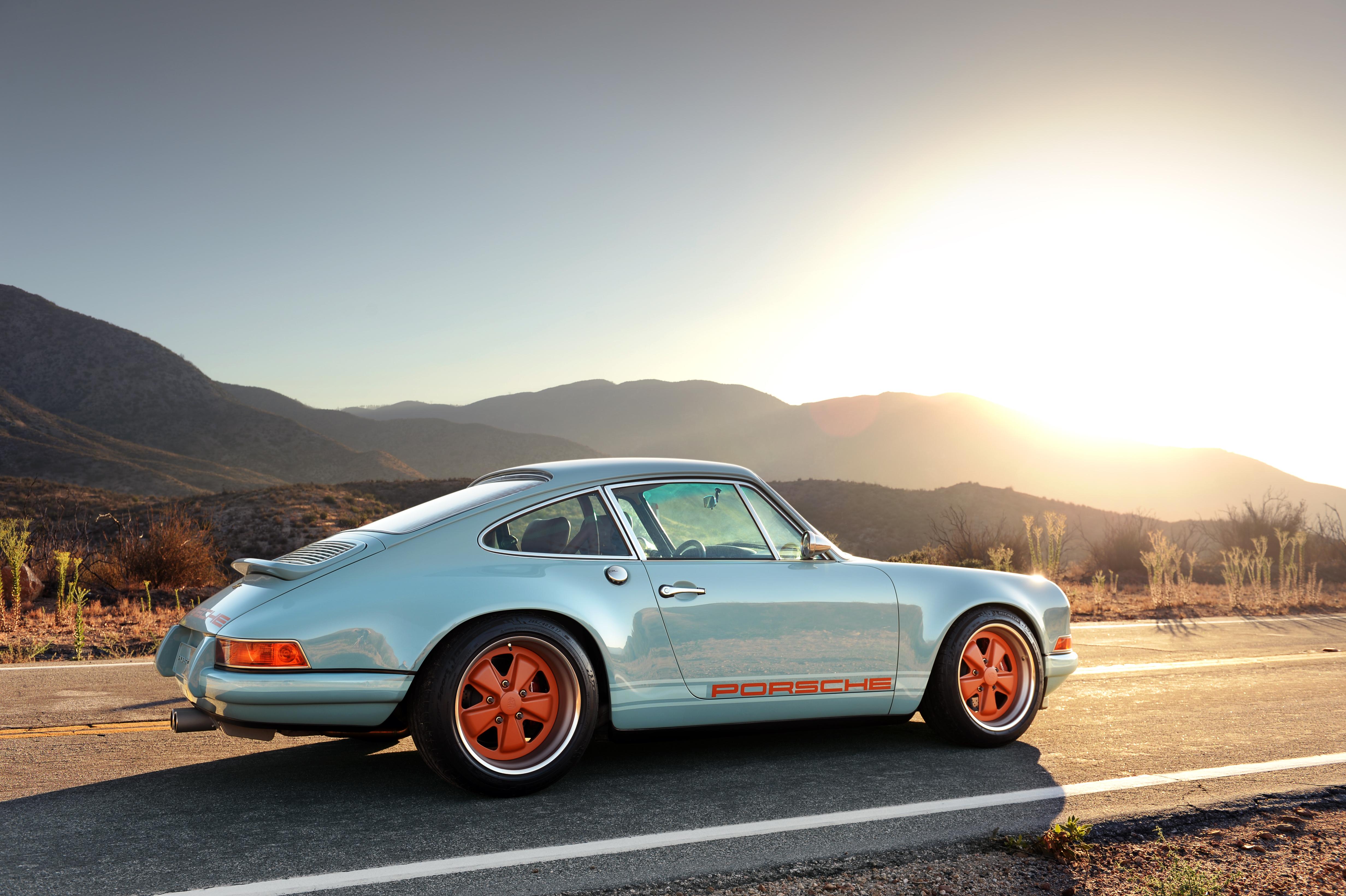 Predstavljamo Porsche By Singer Auto Magazin