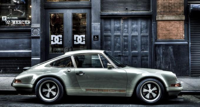 Predstavljamo: Porsche by Singer