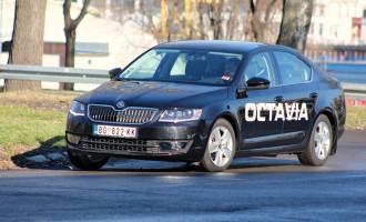 Škoda Octavia 2,0 TDI Elegance