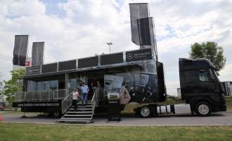 Mercedes održao Truck Roadshow