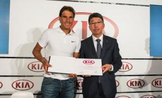 Produžen ugovor Rafaela Nadala i Kia Motorsa na još pet godina