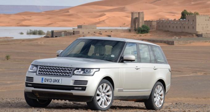 Avantura: Range Roverom po Maroku i Sahari