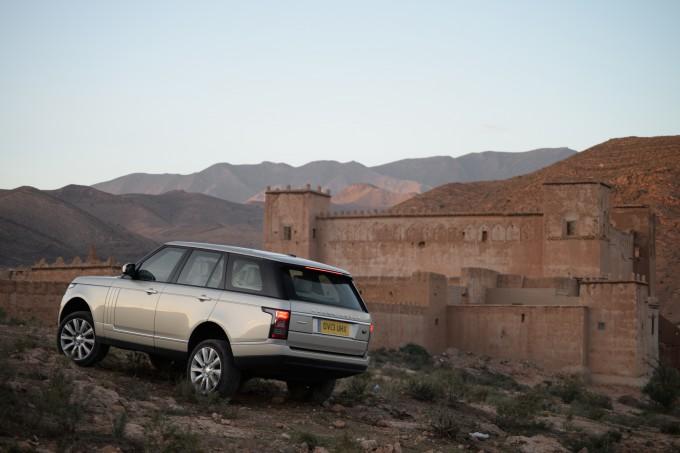 auto magazin magazinauto.com range rover morocco sahara advanture avantura maroko