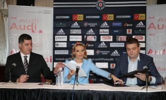 Audi postao sponzor FK Partizan
