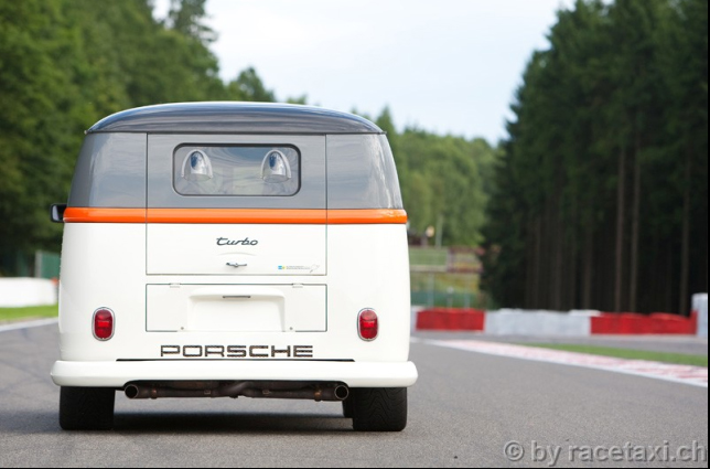auto magazin Volkswagen T1 transformed into a 530 PS monster 4