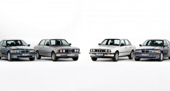 "BMW ""trojka"" slavi 40. rođendan"