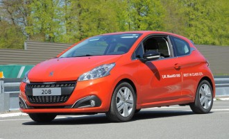 Peugeot 208 postavio rekord: 2,0 l/100 km
