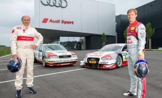 Audi Sport slavi četvrt veka od prve pobede u DTM-u