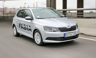 Škoda Fabia 1,4 TDI Ambition