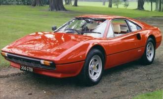 Prvih 40 godina Ferrarija 308 GTB
