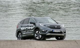 Honda CR-V 1,6 dizel sa bogatom opremom po povoljnoj ceni