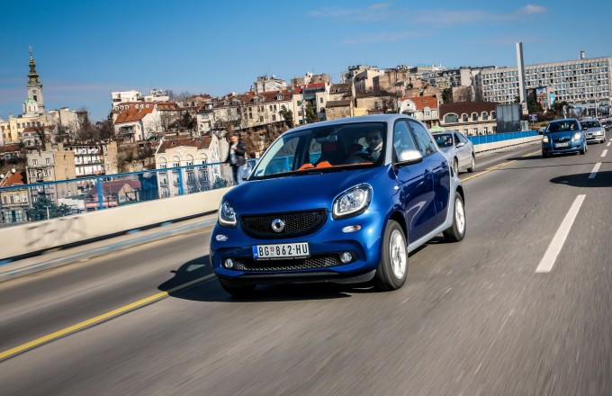 Auto magazin smart fortwo i forfour 05