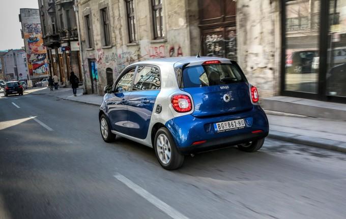 auto magazin srbija magazinauto.com smartfortwo i smartforfour smart test