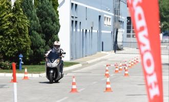 Honda edukuje mlade motocikliste