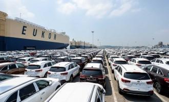 Kia Motors izvezla 15 miliona vozila