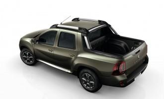 Duster pick-up samo za Južnu Ameriku