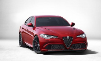Alfa Giulia razvijena za samo dve i po godine