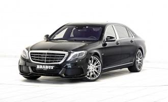 Brabus tjunirao Mercedes-Maybach S600 na 900 KS