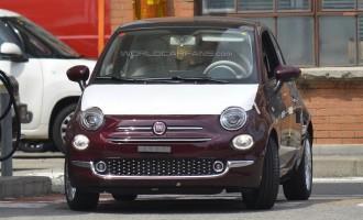 Redizajn za Fiat 500 bez mnogo izmena