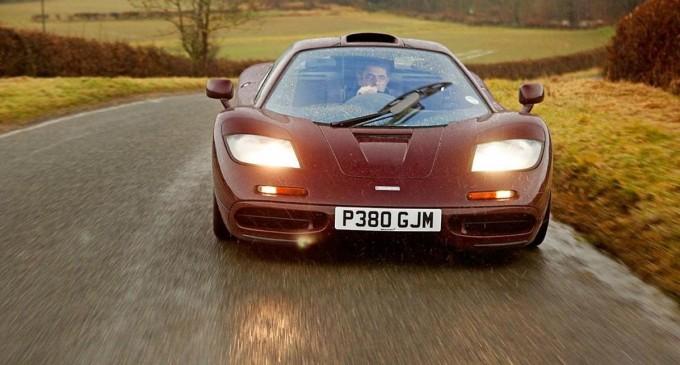 Mr. Bean prodao svoj McLaren F1 za preko 10 miliona evra!