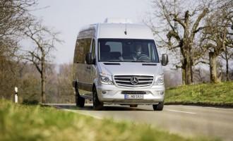 Mercedes-Benz proslavlja 20 godina Sprintera