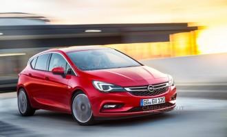 EKSKLUZIVNO: Prve fotografije nove Opel Astre!