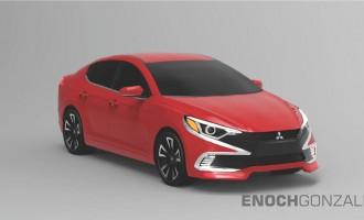 Novi Mitsubishi Lancer tek za dve do tri godine
