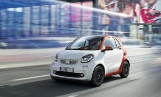 Auto magazin na promociji novog Smarta DCT